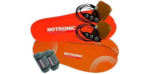 Hotronic-Skischuhheizung